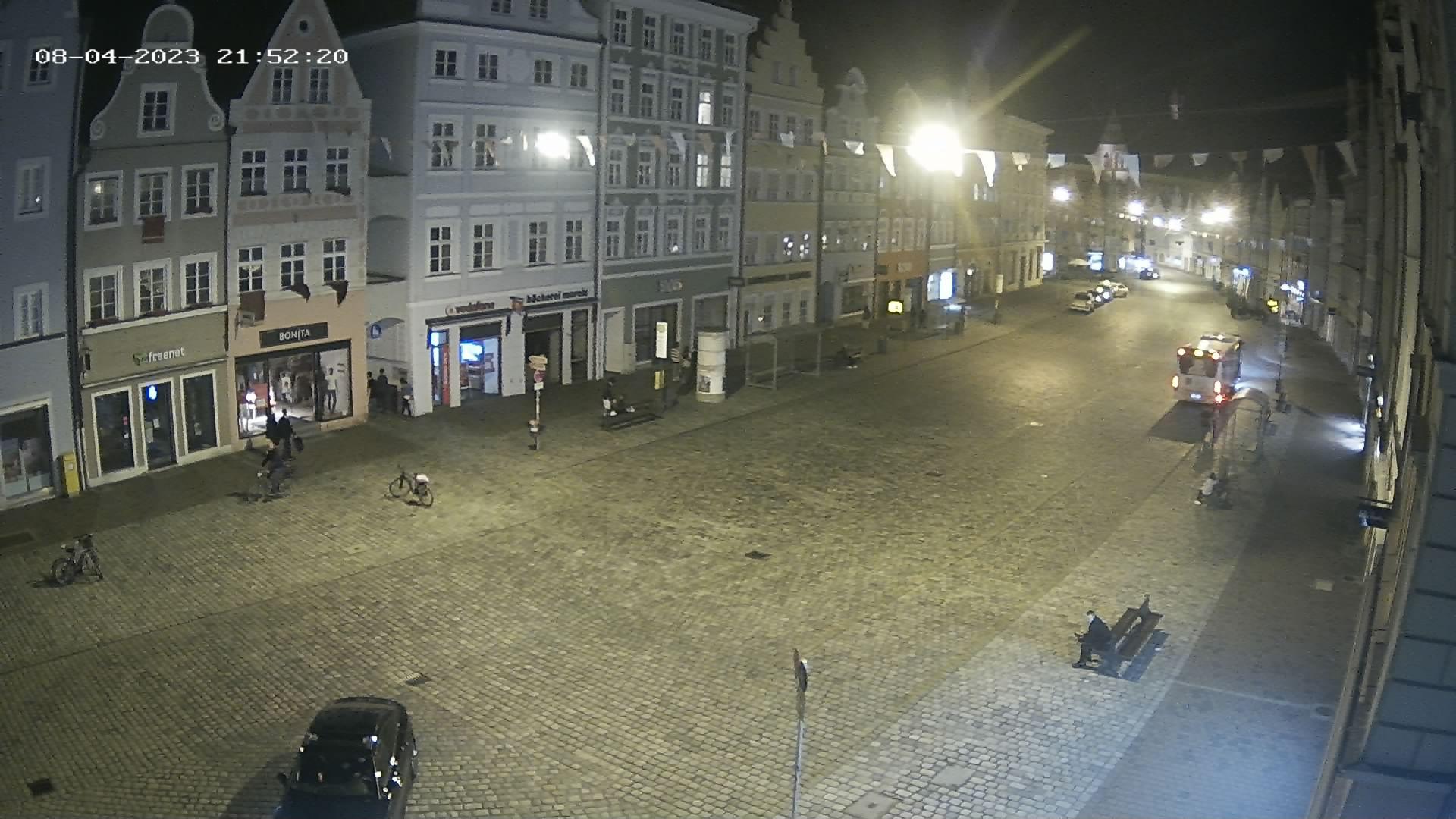 Webcam Landshuter Altstadt